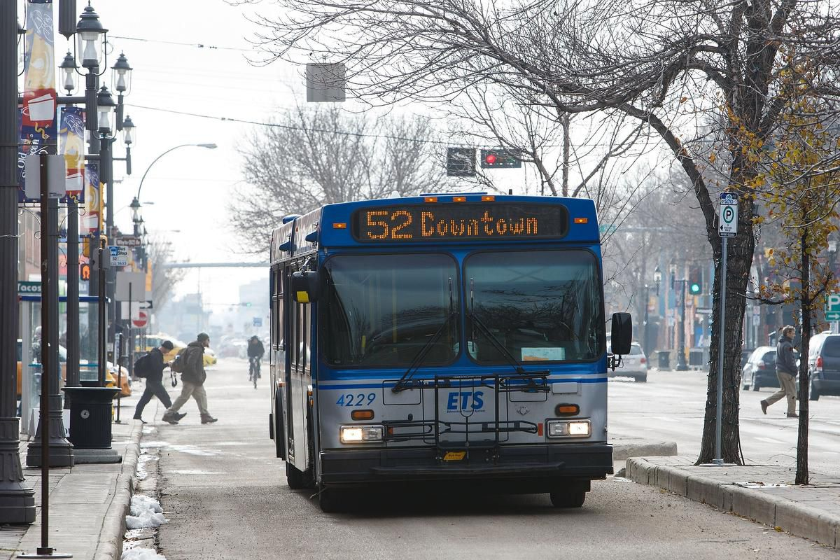 Edmonton Transit System Bus (Photo Credit: CODIE MCLACHLAN / FOR STARMETRO)