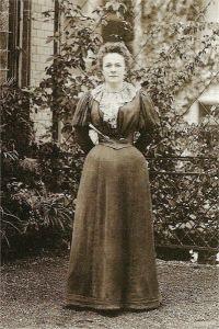 Clara Zetkin in 1897