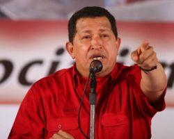 Chavez (photo by 'Inmigrante a media jornada' on flickr)