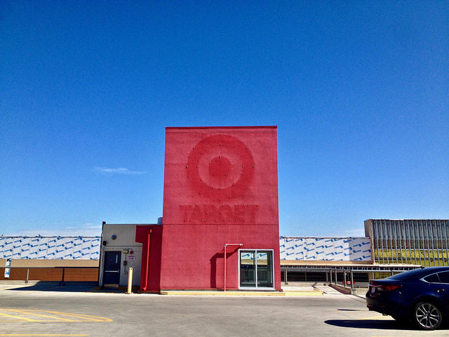 Former Target Canada store closed in Calgary