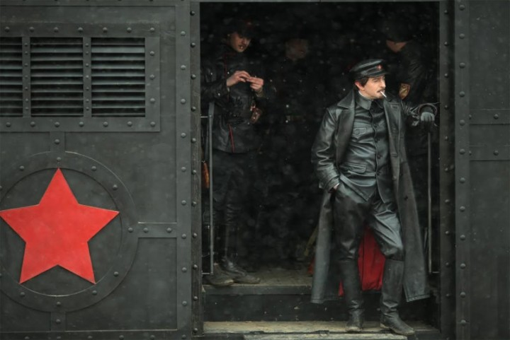 The depth of the ruling class' fear is in direct proportion to the intensity of their hatred for the October Revolution and its leaders / Image: fair use