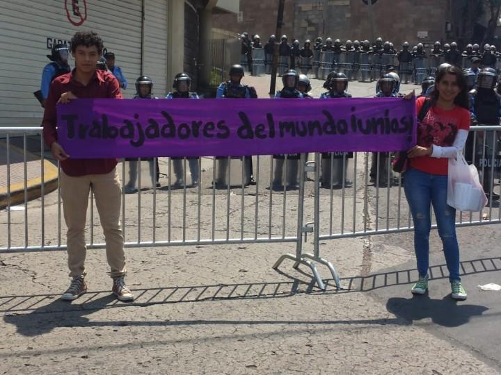 Honduras may day
