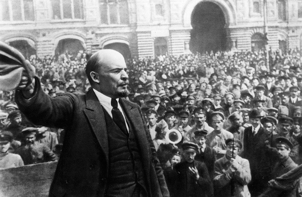 LeninSovietsoldados