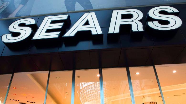Sears Canada (Frank Gunn/Canadian Press)