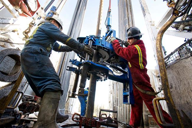 alberta oil workers
