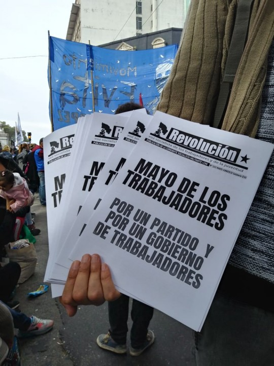 argentina may day