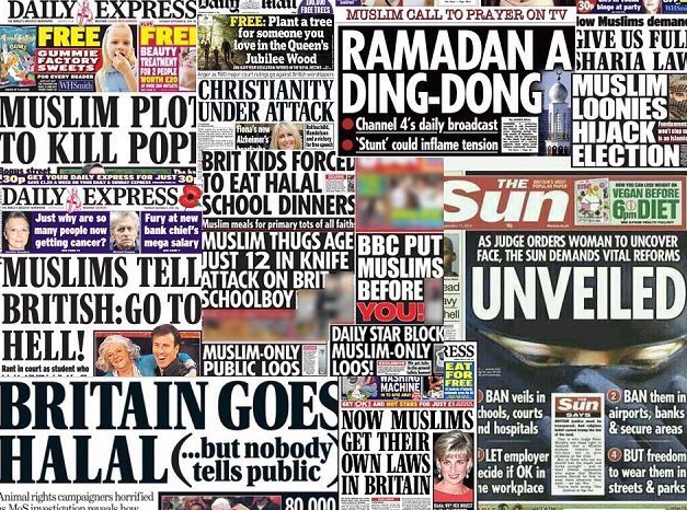 Right-wing politicians and the mass media have been whipping up Islamophobia, which emboldens far-right terrorists / Image: fair use