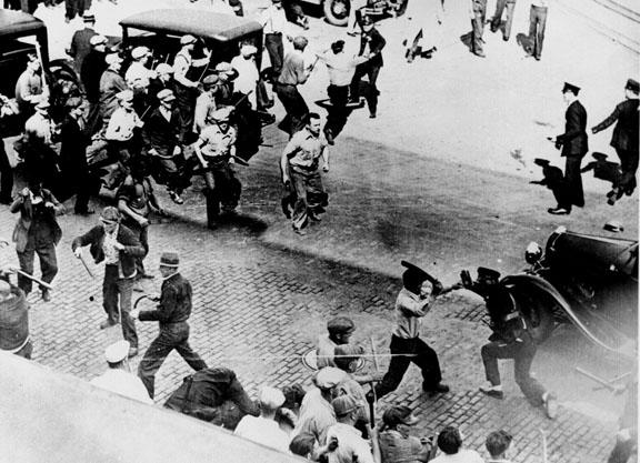 battle strike 1934