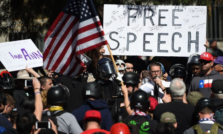 berkeley free speech
