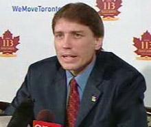 TTC union leader, Bob Kinnear
