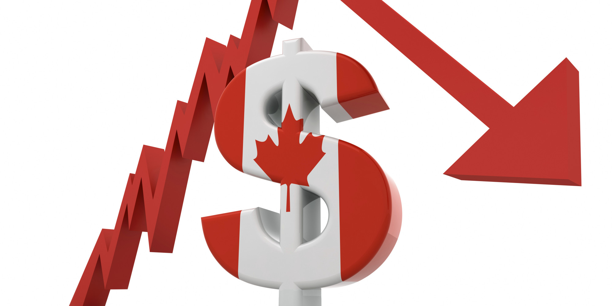 canadian economy down