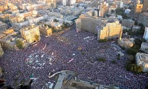 egyption revolution 2013