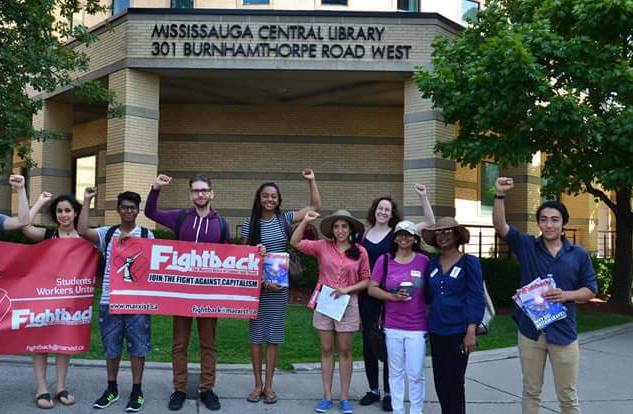fightback library workers