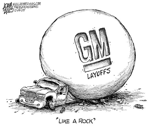 gm layoffs