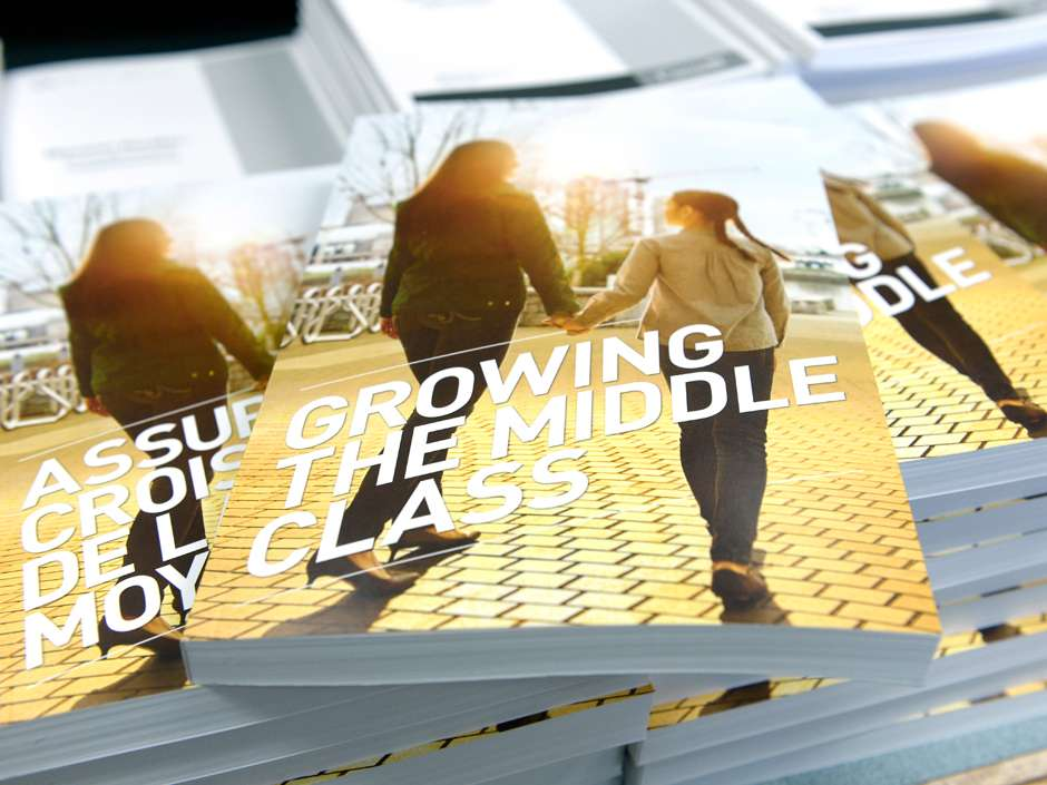 growing the middle class stack