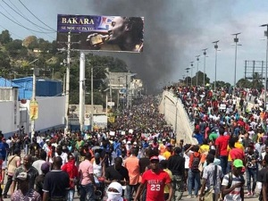 Mass Movement in Haiti (Image: Green Left)