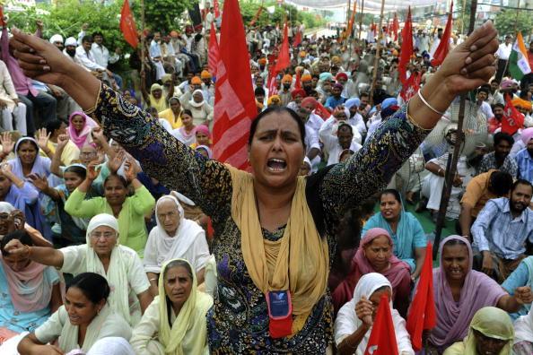 Indian General Strike 2016