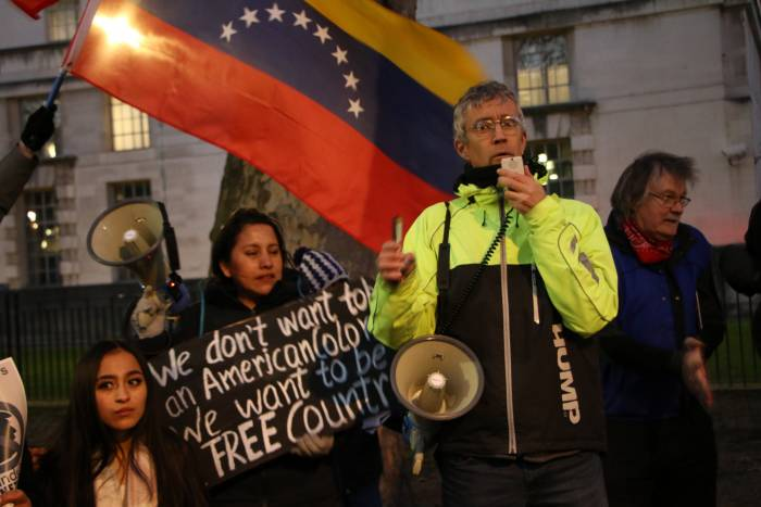 Jorge Martin on Downing Street Against the Coup