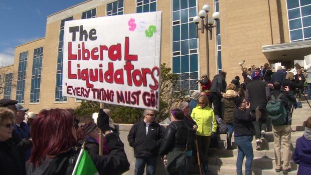 liberal liquidators newfoundland