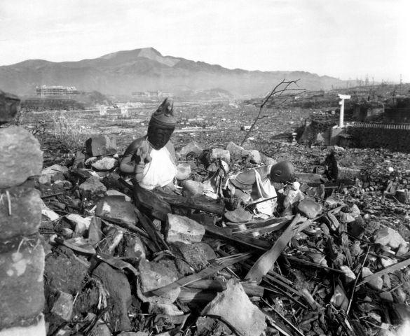 Nagasaki - September 1945