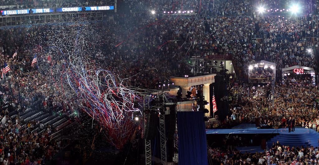 obama celebration