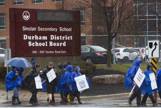 ontario teacher strike 2015