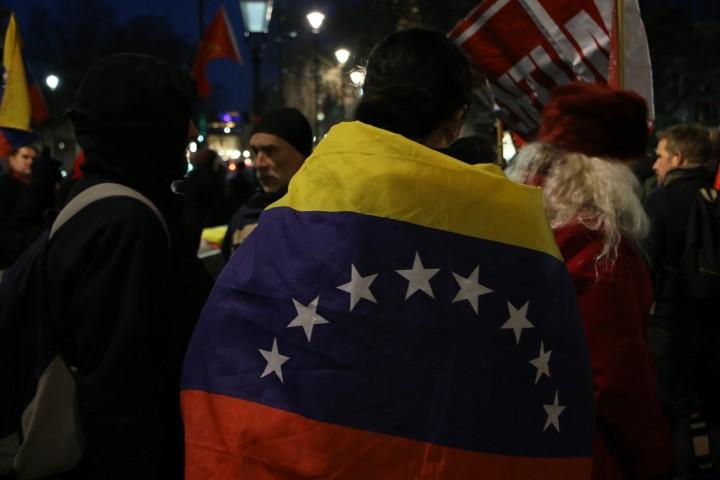 No coup: hands off Venezuela! / Image: Socialist Appeal