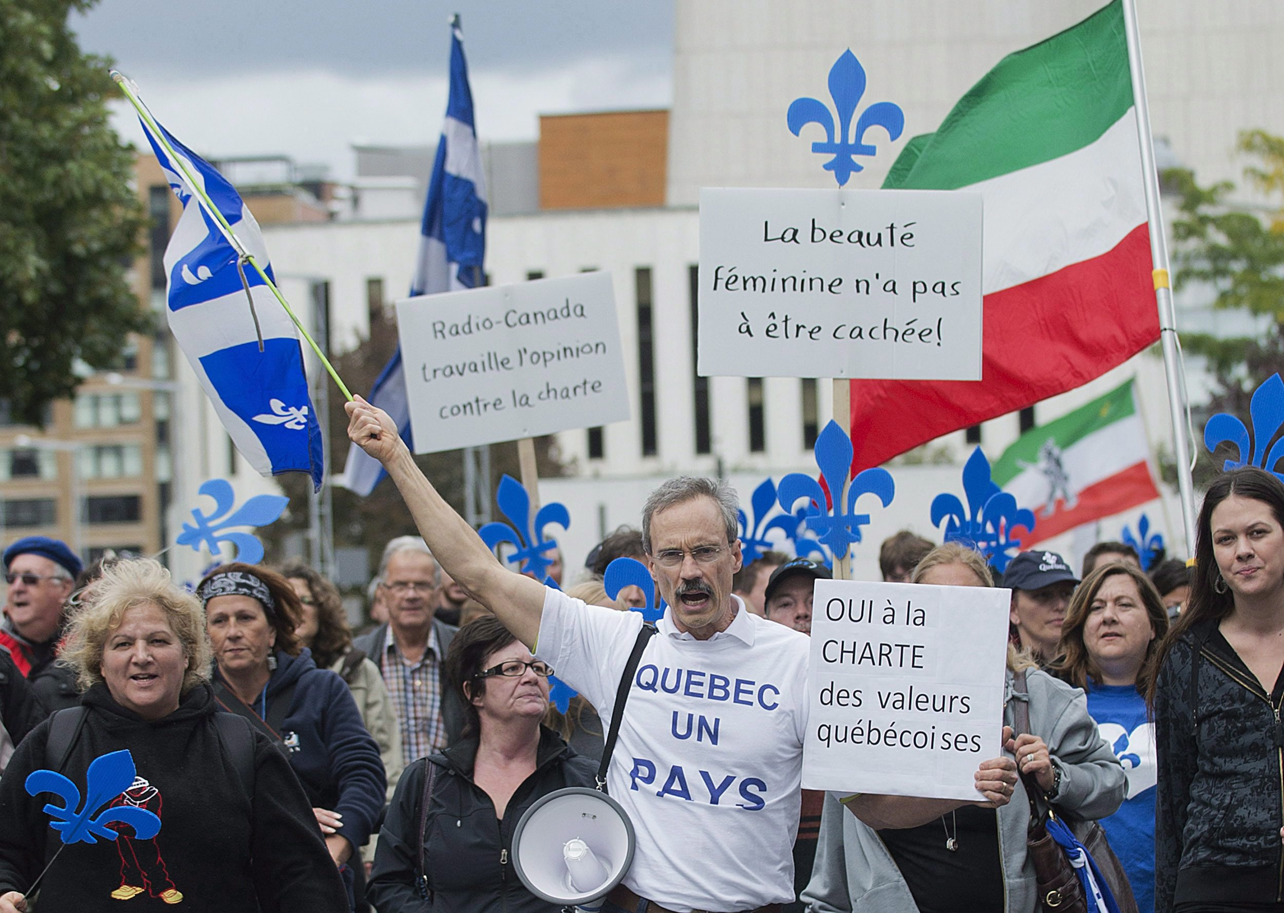 quebec un pays nationalist