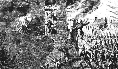 rebellion st eustache