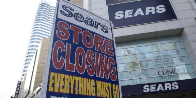 sears closing bankrupt