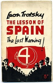 The Lessons of Spain Cover