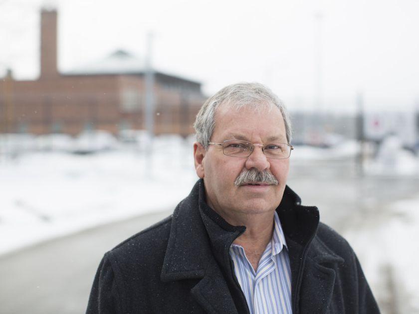 Warren (Smokey) Thomas, president of the Ontario Public Service Employees Union. (Photo Credit: CHRIS ROUSSAKIS/ OTTAWA CITIZEN)