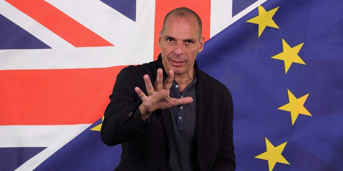 varoufakis brexit