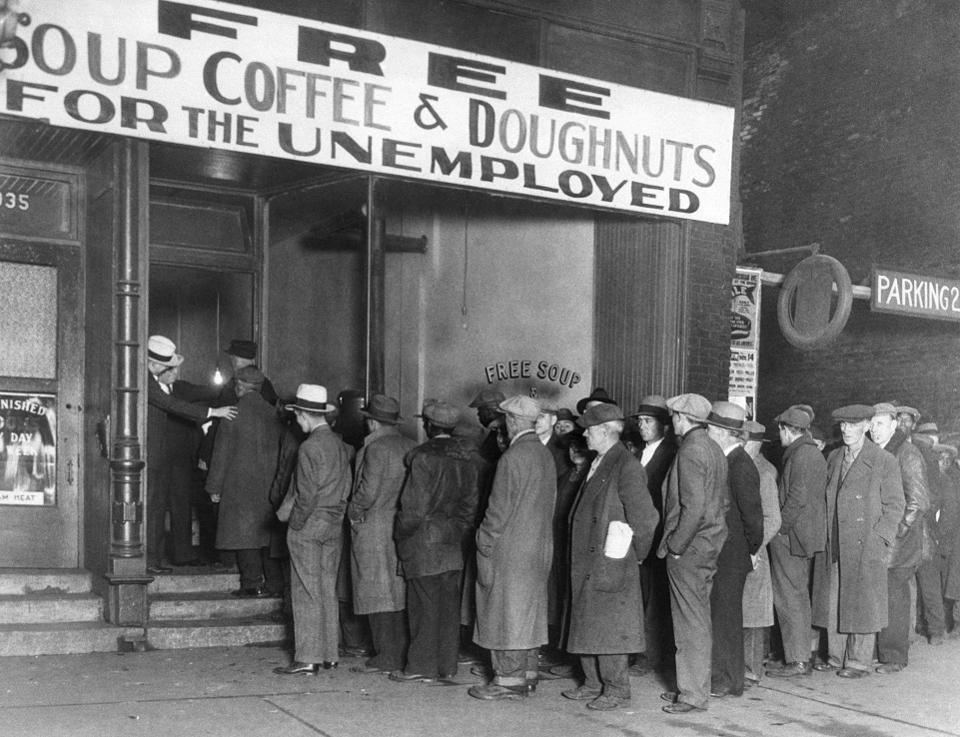 The Great Depression 1929-39: A Marxist analysis